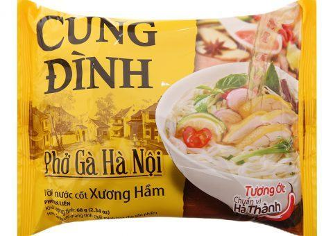 Công bố sản phẩm: Cung đình phở gà Hà Nội